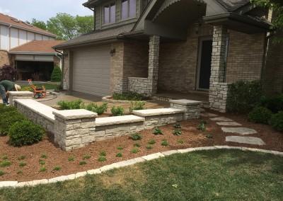 Shrub & Perennial Landscape Design